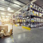 eCommerce warehouse New York